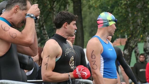 V Jedovnicích byl nejlepší šestnáctiletý Lukáš Kočař.  Jan Křenek ve finiši zdolal pozdějšího celkového vítěze Jana Klementa a v Jihomoravské triatlonové lize obsadil třetí místo.