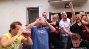 Na prvním ročníku Blanenského tupláku soutěžili muži i ženy v pěti disciplínách