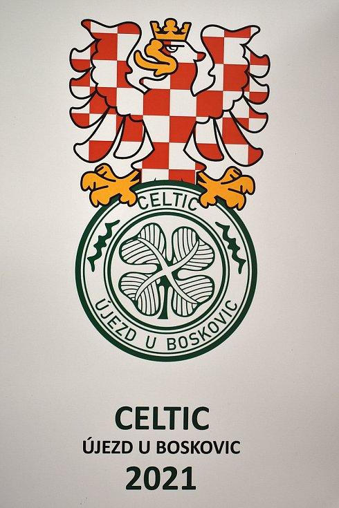 Klub malé kopané Celtic Újezd u Boskovic.