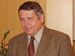 Nyní už bývalý starosta Velkých Opatovic Jiří Bělehrádek.