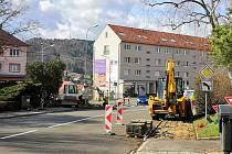 Opravy plynovodu uzavřou v Blansku několik ulic.