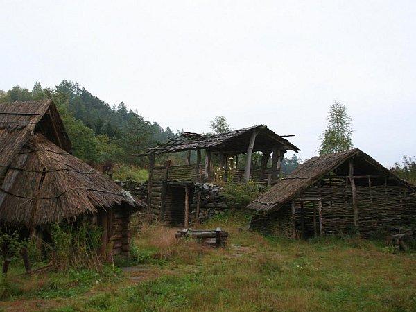 Keltská osada Isarno uLetovic byla letos mimo provoz.