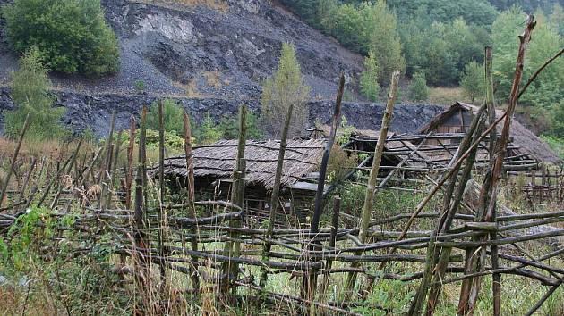 Keltská osada Isarno u Letovic je mimo provoz.