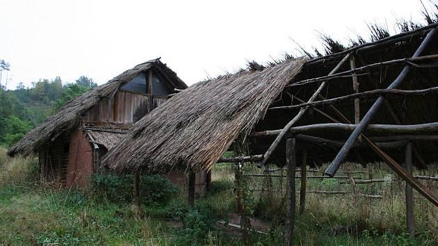Keltská osada Isarno u Letovic byla letos mimo provoz.