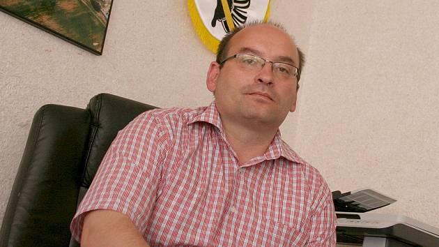 Starosta Petrovic Vladimír Paulík.