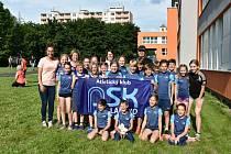 Přípravka ASK Blansko si zajistila postup do zářijového finále ve Slavkově.