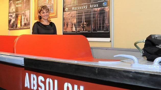 Z Blanenska lákaly na Regiontour především letovický zámek a loď z Punkvy.