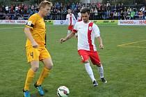 Fotbalisté Blanska porazili v prvním kole celostátní Ligy malého fotbalu v Boskovicích 6:3 Jihlavu.