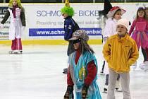 Karneval na ledě. Ilustrační foto.