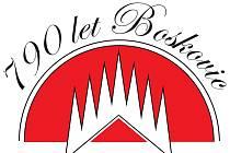 Logo k výročí 790 let od první písemné zmínky o Boskovicích.