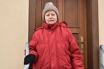 Marie Fojtíková pokračuje v blanenských Hořicích s tradicí ručního zvonění. Zdědila ji po mamince.