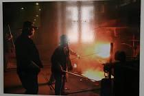 V rájecké knihovně si lidé mohou až do 24. února prohlédnout fotografie tamního rodáka Oldřicha Klímy.