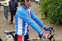 Cyklista Josef Maňoušek, jezdící za oddíl Favorit Brno, se na začátku týdne vrátil z mistrovství světa juniorů. V Jihoafrické republice se blýsknul šestým místem na dráze ve scratchi.
