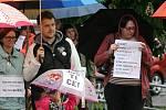 Na blanenském náměstí Republiky přišlo na demonstraci za nezávislou justici a rezignaci premiéra Babiše přes sto lidí. V uplynulých čtrnácti dnech se v okresním městě jednalo už o druhou protestní akci.