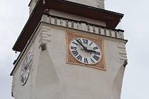 Radniční věž v Boskovicích.