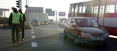 Ilustrační foto - autonehoda