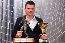 Fotbalista roku 2019 Okresního fotbalové svazu Blansko je Ondřej Paděra.