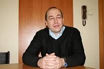 V ČELE JEDOVNIC. Jaroslav Šíbl sedí v křesle starosty už druhé volební období.