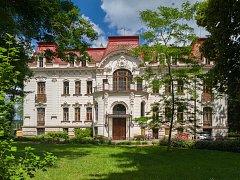Velká vila ve Svitávce byla postavena v letech 1900 až 1902.