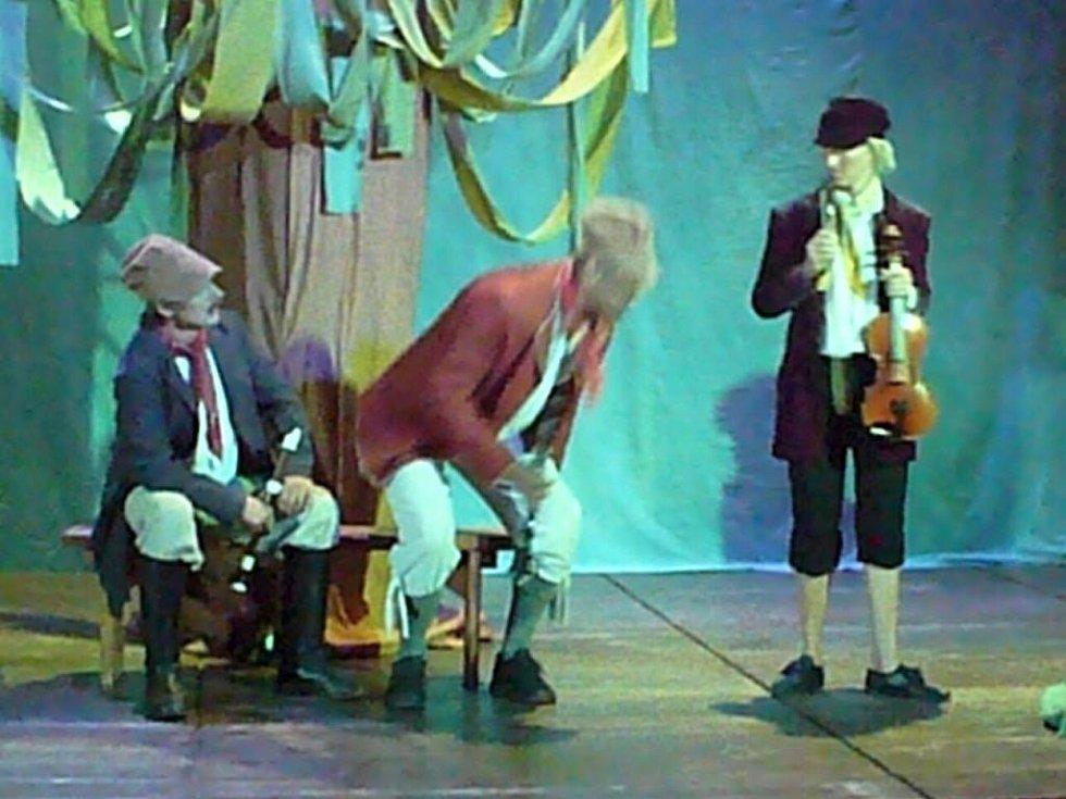 Divadelní spolek NAHOĎ z Vranové