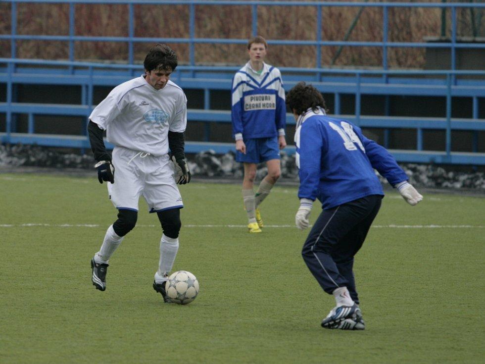 V boskovické Červené zahradě začaly o víkendu zimní fotbalové turnaje Artézia cup a Sita cup