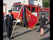 Žabčičtí dobrovolní hasiči.