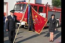 Sbor dobrovolných hasičů z Velkých Opatovic.