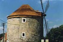 Muzeum ve větrném mlýně v Rudici.