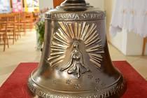 Nový zvon bude ozdobou kapličky v Sychotíně.