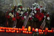 Boskovičtí si ve čtvrtek večer připomněli události ze 17. listopadu 1989 a 1939.