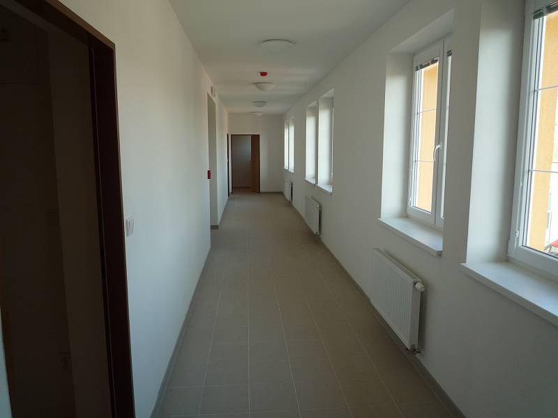 Olešničtí postavili dům chráněného bydlení.