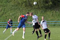 Fotbalisté Blanska remizovali v souboji o šest bodů s Uherským Brodem 1:1.
