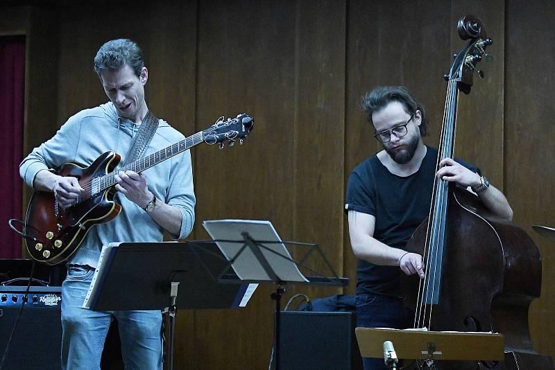 Koncert Vilém Spilka Quartet. Foto: Petr Švancara