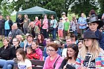 31. ročník trampského, folk a country festivalu Olešnická kytka.