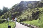 Návštěvnost jeskyní v Moravském krasu v posledních letech stoupá. V pátek u jeskyně Balcarka přivítali jubilejního návštěvníka.