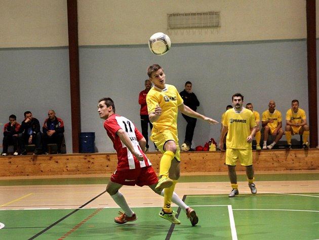 Memoriál Dana Němce se v Blansku hrál po 16. Jako tradičně uzavřel fotbalovou sezonu.