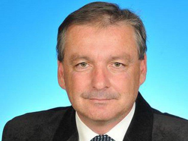 Nový boskovický starosta Jaroslav Dohnálek (ODS). Do čela radnice se vrací po čtyřech letech.
