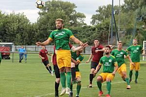 Fotbalisté Olympie Ráječko A chtějí v nové sezoně krajského přeboru atakovat nejvyšší příčky.