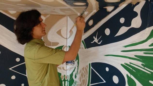 Malby Vladimíra Kiseljova jsou neodmyslitelně spjaté s hudbou