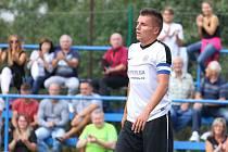 Blanensko rozhodlo po přestávce, tři góly dal Příbrami Paděra