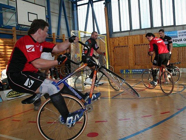 Ve Svitávce se hrálo první kolo letošní extraligy.