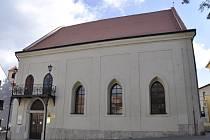 Boskovická synagoga. Ilustrační foto.