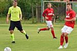 V předkole domácího fotbalového poháru MOL Cup nováček divize Sokol Skaštice překvapivě vyřadil nováčka MSFL FK Blansko. Zápas skončil 2:2 po prodloužení a ve střelbě pokutových kopů byli úspěšnější domácí sokoli.