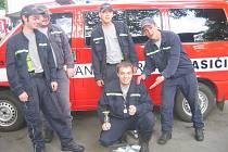 Adamovský hasičský sbor