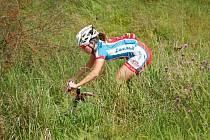 Magorman. Terénní závod horských kol v okolí Ráječka, kde si bikeři hrábnou na dno svých sil.