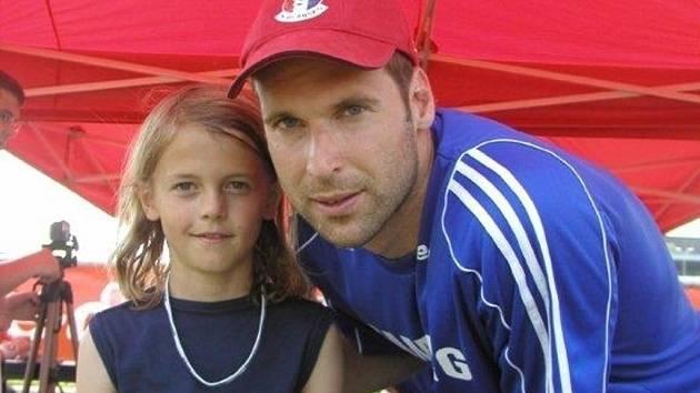Třináctiletý Alexandr Rek z Vavřince je nadaný obránce, který hraje za mládežnické oddíly FK Blansko, Zbrojovku Brno a je reprezentantem Jihomoravského kraje. Zazářil již v celé řadě fotbalových klání.