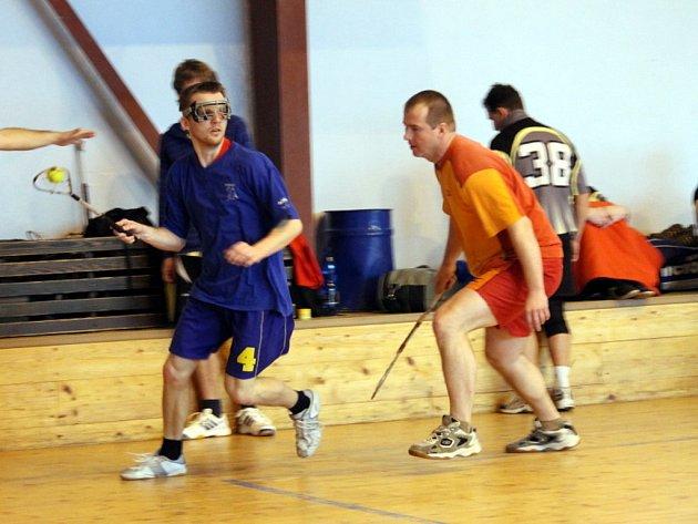 Havraní turnaj v lakrosu letos ovládl tým Iktočante z Holešova.