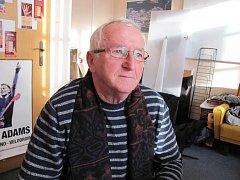 Josef Němec je hlavním organizátorem Memoriálu Dana Němce.