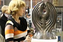 V blanenské galerii Jonáš vystavuje umělecká skupina ŠAMBR.