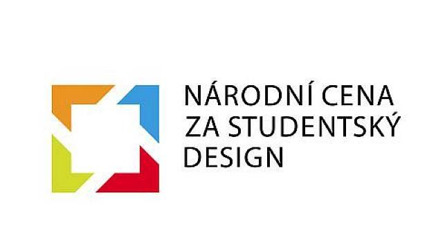 Národní cena za studentský design - logo.